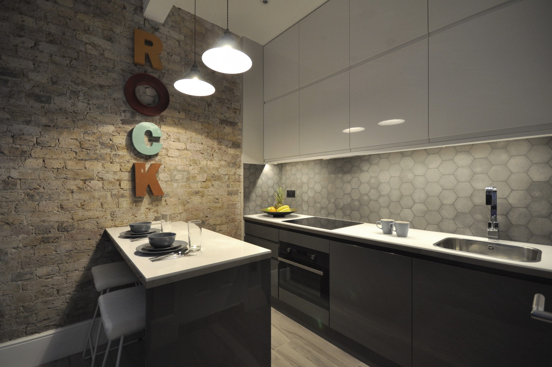 Notting Hill Apartments kitchen